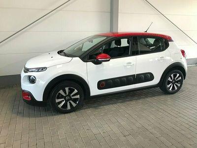 begagnad Citroën C3 1.2 PureTech 1.2 EAT 110 Hk Automat