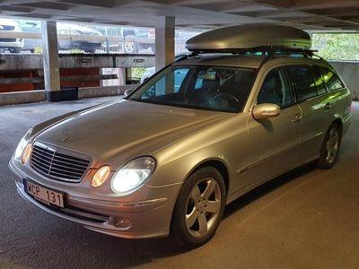 begagnad Mercedes E270 CDI AVANTGARDE UNIK