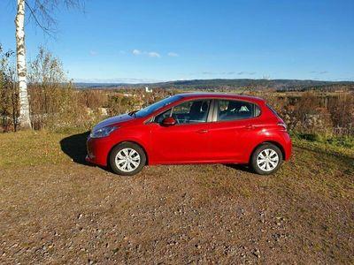 begagnad Peugeot 208 5-dörrar 1.2 VTi