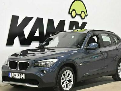 begagnad BMW 114 X1 xDrive20d Pano Drag Sportstolar 2011, SUV Pris800 kr