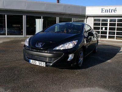 begagnad Peugeot 308 CC 1,6 TURBO Exklusive