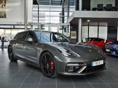 begagnad Porsche Panamera Turbo ST Sv-Såld