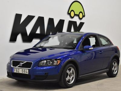 begagnad Volvo C30 C301.8 Flexifuel
