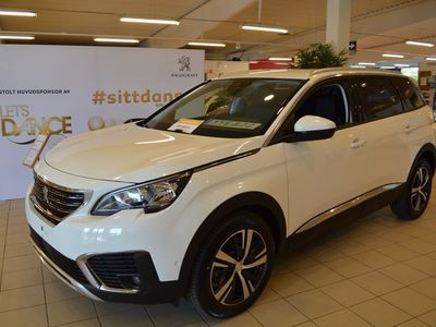 używany Peugeot 5008 ALLURE PT 165 AUT/7sits