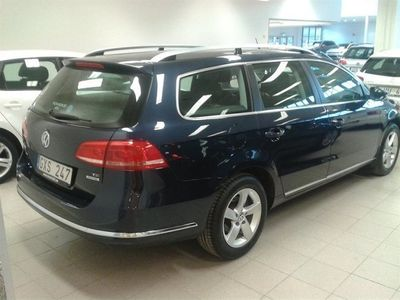 begagnad VW Passat TSI 150 eco