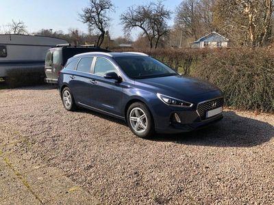 begagnad Hyundai i30 1.4T kombi