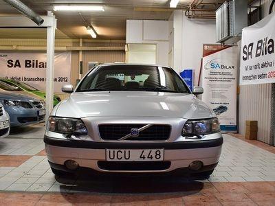 begagnad Volvo S60 2.4 Business En ägare -04