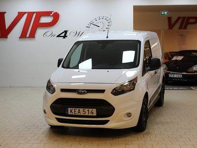 begagnad Ford Transit Connect 1.5 TDCi Aut Värmare 2017, Transportbil 159 900 kr
