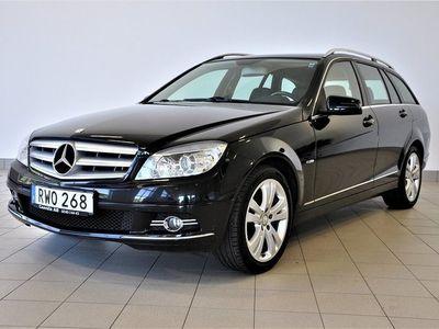 begagnad Mercedes C220 T CDI BE Avantgarde, Dragkrok