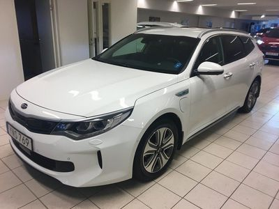 begagnad Kia Optima Hybrid Sport Wagon Hybrid P-HEV 2.0 Automat 205hk