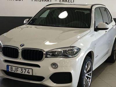 begagnad BMW X5 xDrive40d M-PAKET/VÄRMARE