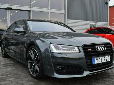 begagnad Audi S8 plus 731hk / B&O / Ceramic
