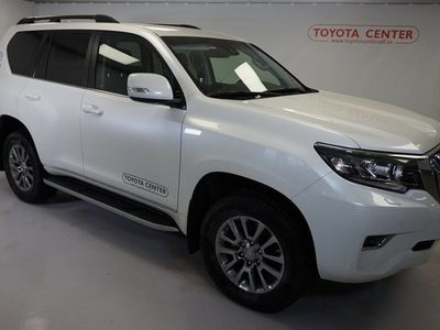begagnad Toyota Land Cruiser Prado Premium 4WD