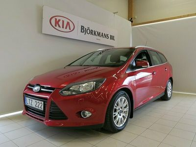 begagnad Ford Focus 1.6 Tdci 2011, Kombi Pris 79 000 kr