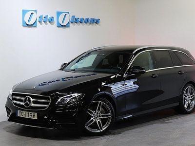 begagnad Mercedes E300 245hk AMG Premium Kombi Aut, Nav, Drag