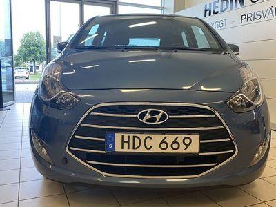 begagnad Hyundai ix20 1,6 CRDI 116 HK