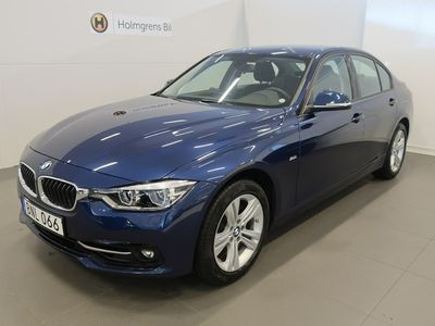 begagnad BMW 320 i xDrive Sedan / Sport Line / Drag / Låga skatten