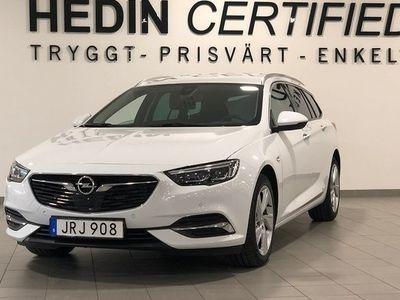 begagnad Opel Insignia Sports Tourer 2.0 CDTI 4x4 Automatisk 2018, Personbil 276 900 kr