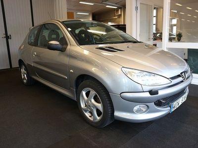 begagnad Peugeot 206 3dr 1.6 Sport 109hk