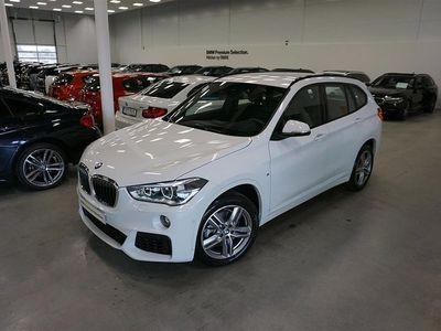begagnad BMW X1 sDrive 20i M Sport Navi Head UP Drag