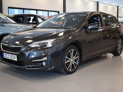 begagnad Subaru Impreza 2.0 4WD Lineartronic Automat D