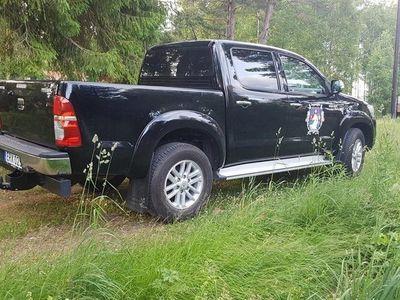 begagnad Toyota HiLux