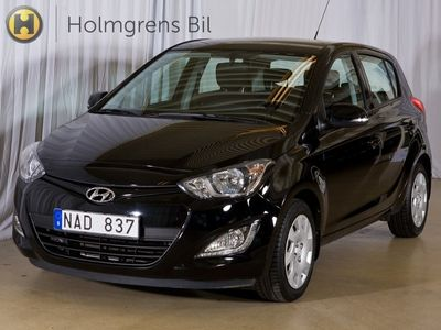 begagnad Hyundai i20 1,2 M5