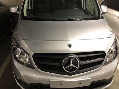 begagnad Mercedes 219 Citan Benz 109 CDI FIGHTER LÅNG 2019, Transportbil875 kr
