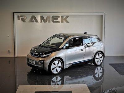 begagnad BMW i3 60 Ah REX Automat Comfort Advanced Euro 6 170hk