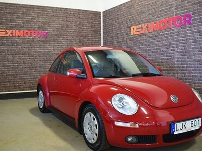 begagnad VW Beetle New1.6 Comfort 102hk Ny Besiktad