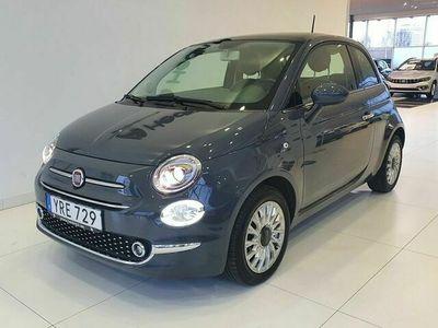 begagnad Fiat 500 1.2 Manuell, 69hk