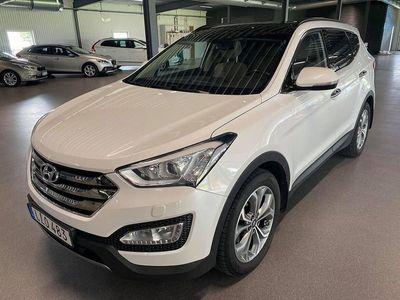begagnad Hyundai Santa Fe 2.2 CRDi 4WD 200hk Premium N