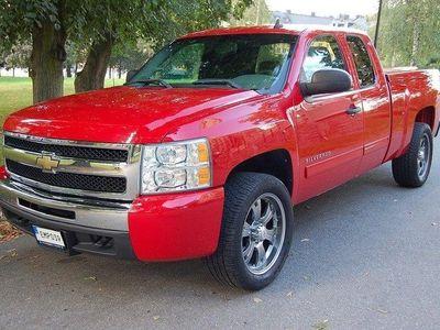 begagnad Chevrolet Silverado 1500 LS 2011, Transportbil 298 750 kr