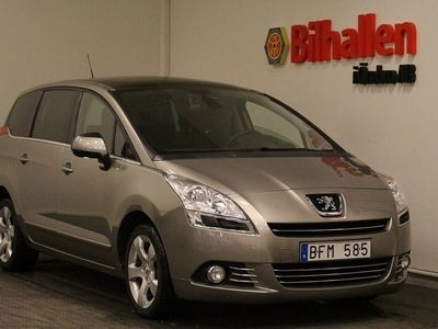 used Peugeot 5008 1.6 HDi *Aut *Panorama *7-Sits