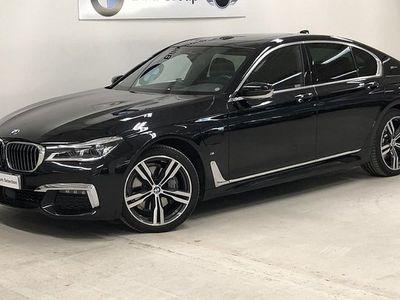begagnad BMW 740 K e M-Sport | Hybrid | Driving Assistant Plus | H&K | Navi 2018, Sedan 699 900 kr
