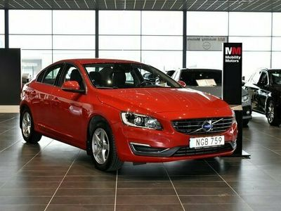 begagnad Volvo S60 D2 Geartronic Momentum Euro 6 120hk