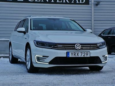 begagnad VW Passat GTE Executive Värmare Business Drag 218hk
