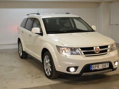begagnad Fiat Freemont 2.0 Aut/Skinn/Nav/7-sits/4x4