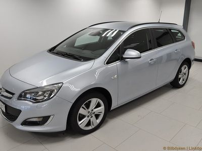 begagnad Opel Astra 1.4 Turbo ECOTEC Sports Tourer -14