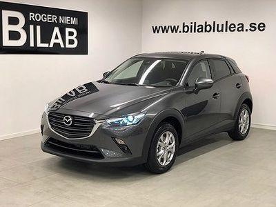brugt Mazda CX-3 2.0 Vision Aut