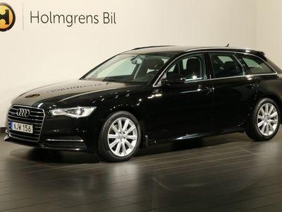 begagnad Audi A6 Avant 2.0 TDI Quattro