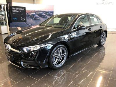 begagnad Mercedes A180 Aut 5d SE Edition AMG-line