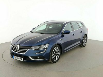 begagnad Renault Talisman 1.6 dCi Intens Aut 160hk / BOSE Navi Läder