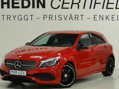 begagnad Mercedes 180 - Benz A - KlassAut - 7G AMG - Night Navi