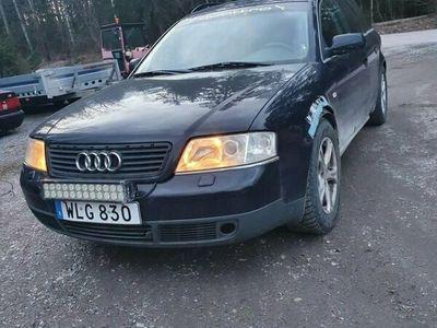 begagnad Audi A6 AVANT 2,7 T QUAT