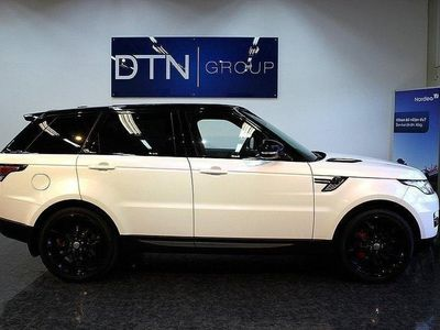 begagnad Land Rover Range Rover Sport 3.0 SDV6 (292HK)