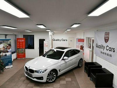 begagnad BMW 335 Gran Turismo i GT Sport line 306hk Drag GPS Panorama Sv-Såld