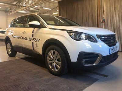 begagnad Peugeot 5008 1.5 BlueHDi 130hk Diesevärmare