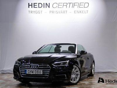 begagnad Audi A5 Cabriolet 2.0 TFSI // AUTOMAT & LED STRÅLKASTARE //