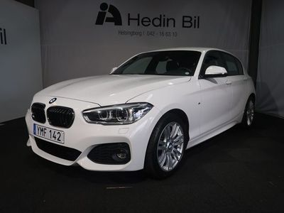 begagnad BMW 118 d 5-dr M-Sport 150hk